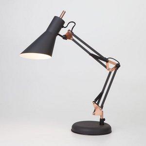 Настольная лампа офисная Norden 01032/1 черный