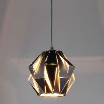 Подвесной светильник Moire 50137/1 черный