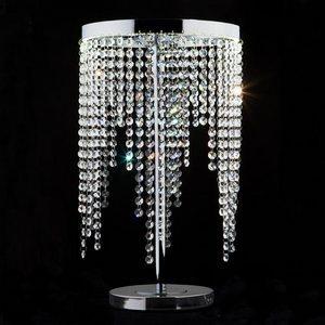 Настольная лампа декоративная Royal 80412/1 хром 18W