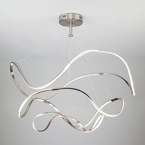 Подвесной светильник Filmy 90109/3 сатин-никель 150W