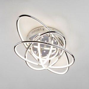 Накладной светильник Jupiter 90132/9 хром 82W