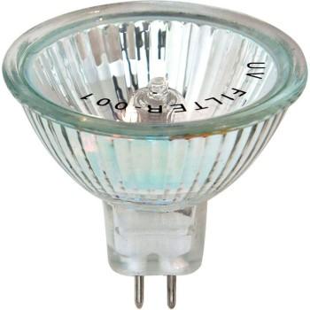 Лампа галогеновая GU5.3 12В 50Вт 3000K HB4 02253