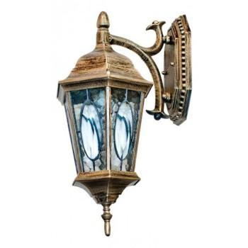 Светильник на штанге Витраж с овалом 11328
