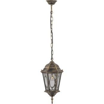 Подвесной светильник Feron Витраж с овалом 11331