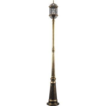 Фонарный столб Feron Витраж с ромбом 11340