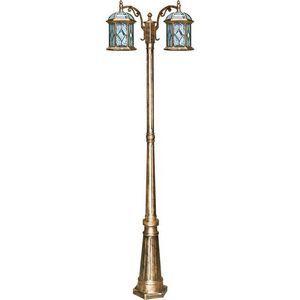 Фонарный столб Feron Витраж с ромбом 11341