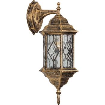 Светильник на штанге Витраж с ромбом 11344