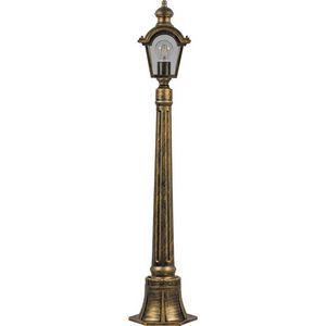 Наземный высокий светильник Византия 11399