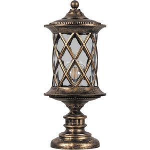 Наземный низкий светильник Feron Тироль 11507