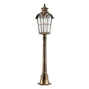 Наземный высокий светильник Замок 11532