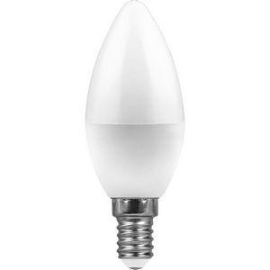 Лампа светодиодная E14 230В 7Вт 6400K LB-97 25477