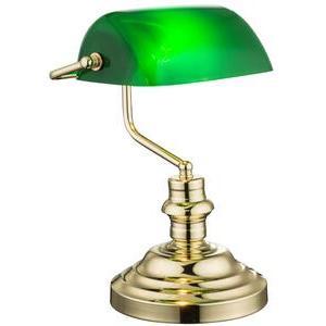 Настольная лампа офисная Globo Antique 2491K