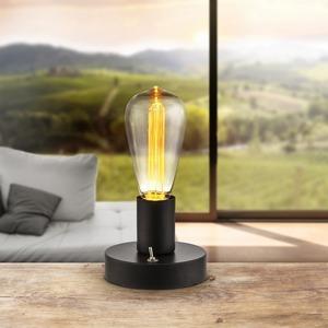 Настольная лампа декоративная Globo Fanal 2 28185