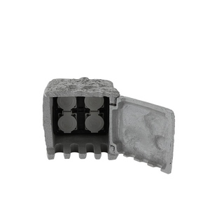 Блок розеток наземный Globo Pietra 1 37001-4