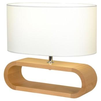 Настольная лампа декоративная Lussole Nulvi GRLSF-2114-01