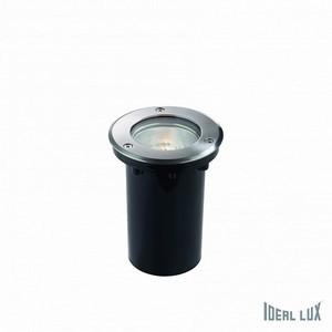 Встраиваемый в дорогу светильник Ideal Lux PARK PARK PT1 ROUND MEDIUM