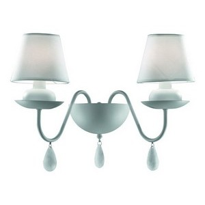 Бра Ideal Lux Blanche BLANCHE AP2 BIANCO
