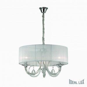 Подвесной светильник Ideal Lux Swan SWAN SP3 BIANCO
