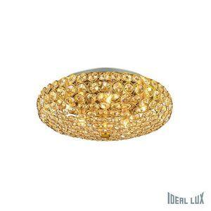 Накладной светильник Ideal Lux King KING PL5 ORO