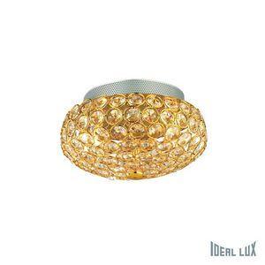 Накладной светильник Ideal Lux King KING PL3 ORO