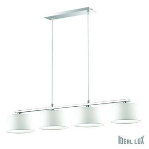 Подвесной светильник Ideal Lux Hilton HILTON SP4 LINEAR BIANCO