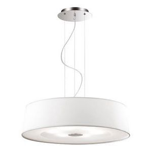 Подвесной светильник Ideal Lux Hilton HILTON SP6 ROUND BIANCO