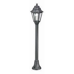 Наземный высокий светильник Ideal Lux Anna ANNA PT1 NERO