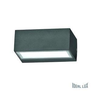 Накладной светильник Ideal Lux TWIN TWIN AP1 ANTRACITE