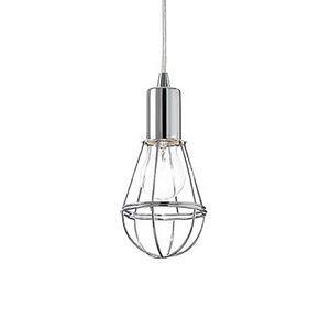 Подвесной светильник Ideal Lux Helmut HELMUT SP1 CROMO