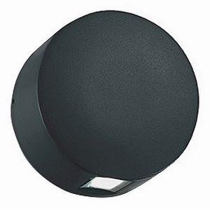 Накладной светильник Ideal Lux Dot DOT AP2 NERO