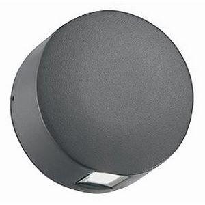 Накладной светильник Ideal Lux Dot DOT AP2 ANTRACITE
