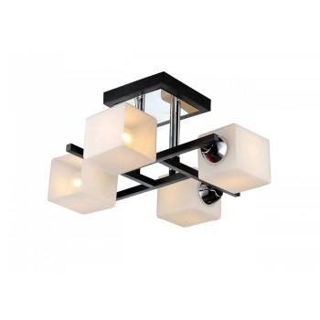 Накладной светильник Imex MD.0073 MD.0073-4-S WENGE+CH