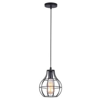 Подвесной светильник Imex MD.1706 MD.1705-1-P BK