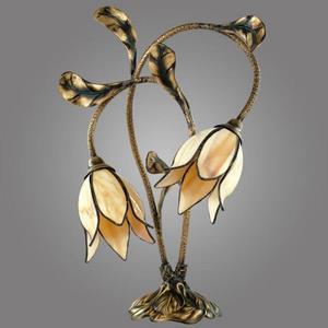 Настольная лампа декоративная Kemar Karkara K/B/W