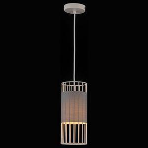 Подвесной светильник SPACE 71004-1P MATT WHITE