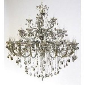 Настольная лампа декоративная Natali Kovaltseva 76050 76050/20+10+5C Smokey