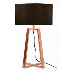 Настольная лампа декоративная Lucide Coffee 31598/81/17