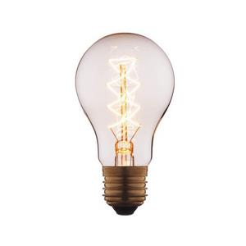 Лампа накаливания E27 40W прозрачная 1003-C