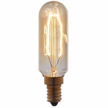 Лампа накаливания E14 40W прозрачная 740-H