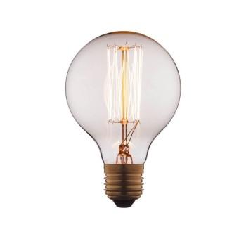 Лампа накаливания E27 60W прозрачная G8060
