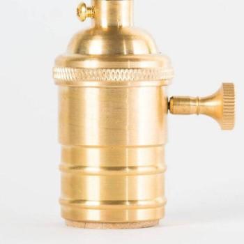 Ретро патрон E27 Золото Loft IT LD4002-9