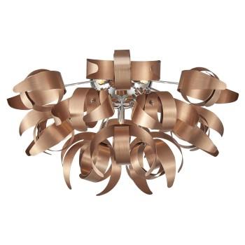 Потолочная люстра Lussole Loft LSA-5917-09