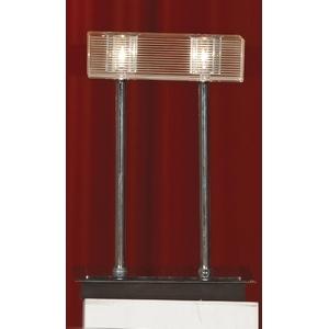 Настольная лампа декоративная Lussole Notte-di-Luna LSF-1304-02