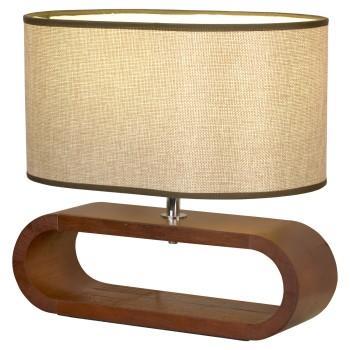 Настольная лампа декоративная Lussole Nulvi LSF-2104-01