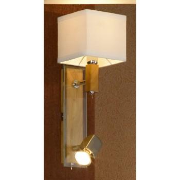 Бра с подсветкой Lussole Montone LSF-2501-02