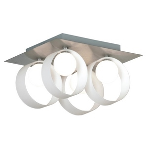 Накладной светильник Lussole Pallottola LSN-0407-04