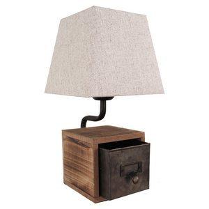Настольная лампа декоративная Lussole LSP-0512