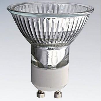 Лампа галогеновая GU10 220В 50Вт 3000K (HP16) 922707