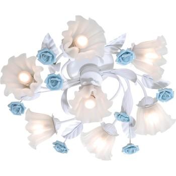 Потолочная люстра Lucia Tucci Fiori di rose Fiori di rose 112.6.1