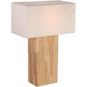 Настольная лампа декоративная Lucia Tucci Natura Natura T191.1